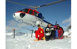 A fascinating story from a ski patrol from Canada